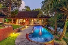 Villa Accommodation with pool